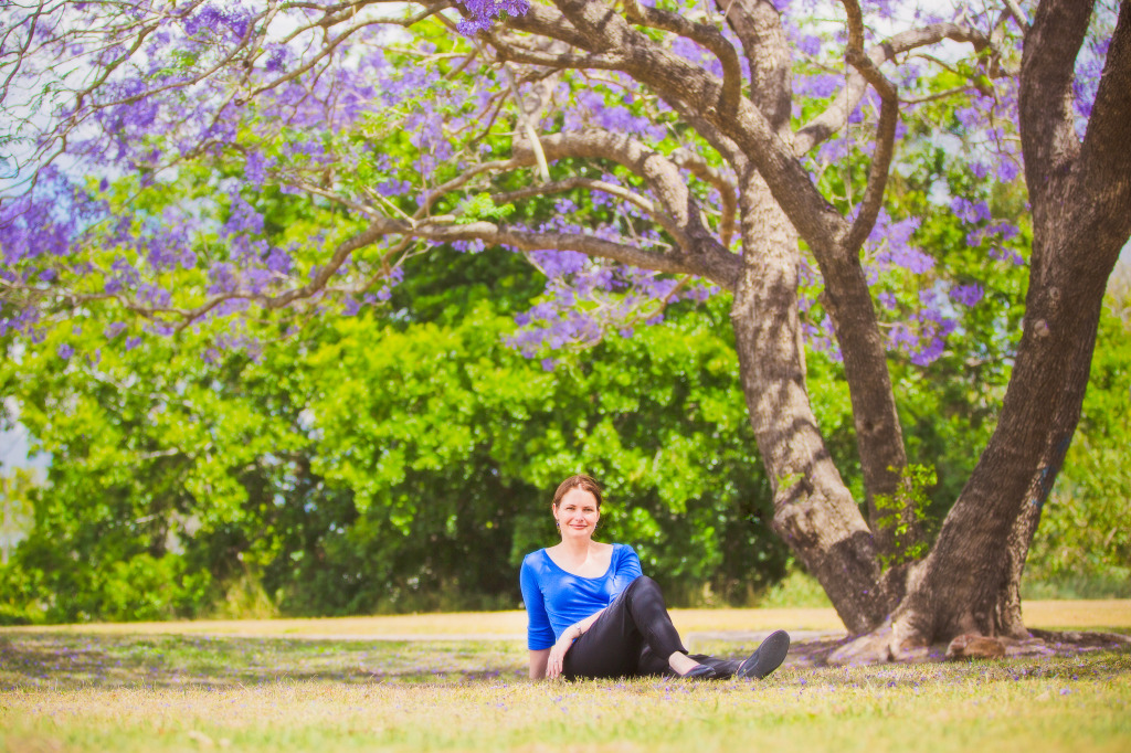 Jess Woodside - Rainbow Wellness Practitioner